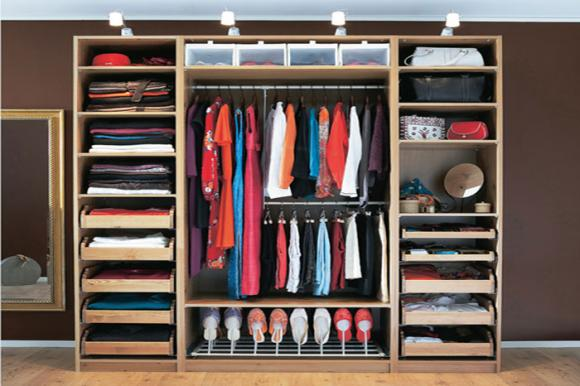 Come Organizzare Armadio Guardaroba.10 Consigli Per Organizzare In Modo Funzionale Il Guardaroba