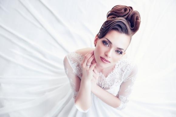 Acconciature da sposa: alcune idee eleganti