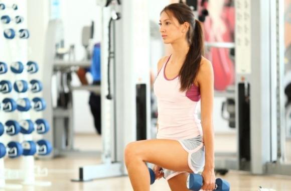 esercizi in palestra per dimagrire le gambe