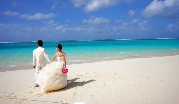 Viaggio di nozze: ecco le mete più ambite