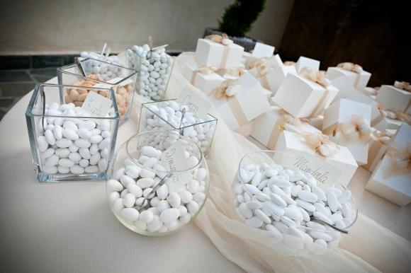 Confettata matrimonio: come presentare al meglio i confetti