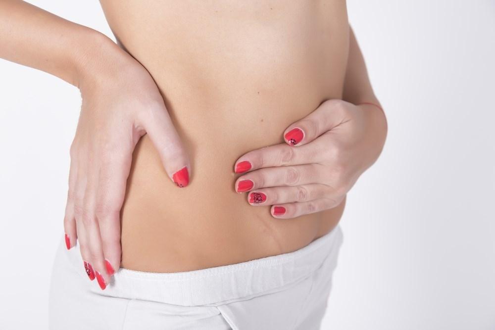 dolore pelvico e sanguinamento durante lovulazione