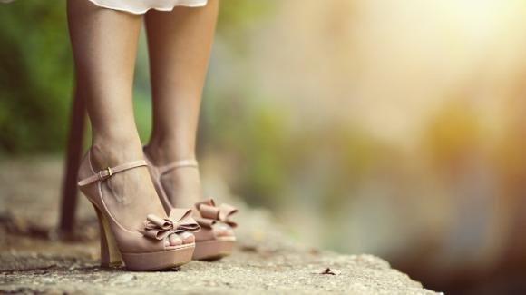Camminare più comode sui tacchi. Ecco alcuni esercizi