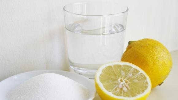 Limone e bicarbonato di sodio una combinazione miracolosa