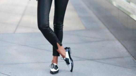Dalla moda maschile a quella femminile: le scarpe stringate
