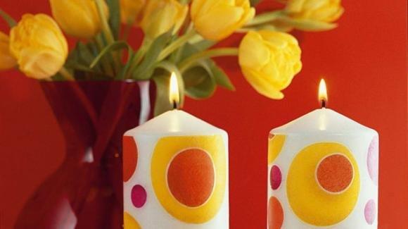 Come personalizzare le candele, idee regalo davvero originali