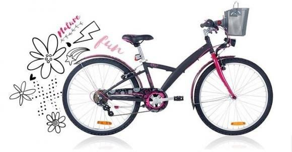 Poply 500: ecco la bici pensata per i bambini, sicura e facile da usare