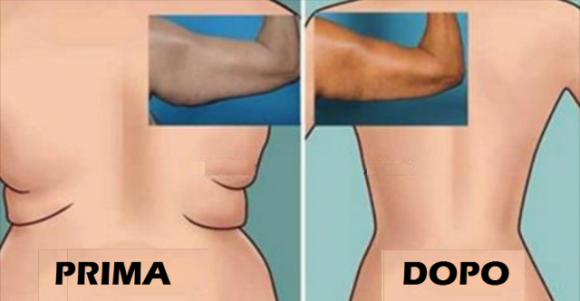 eliminare il grasso dai fianchi