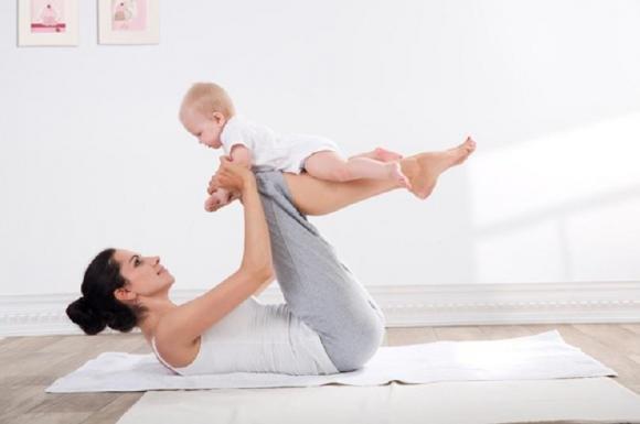 Come eliminare la pancia dopo il parto
