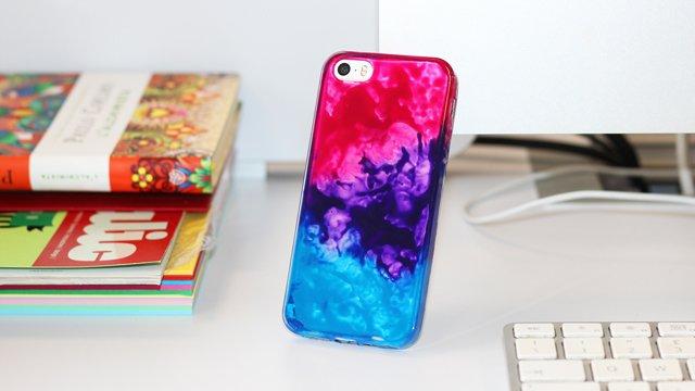 cover iphone 7 fai da te