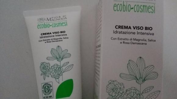 Fior di Magnolia: crema eco-bio low cost per vari tipi di pelle