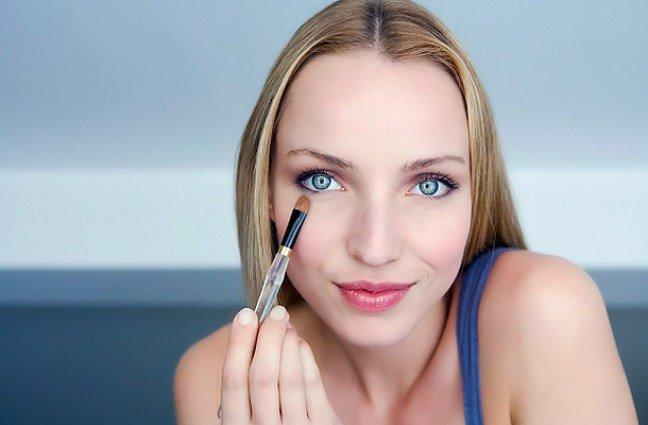 Come eliminare le borse sotto gli occhi con il make up