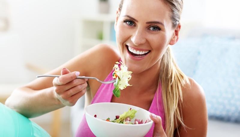 menu dietetico dissociato con carboidrati e grassi