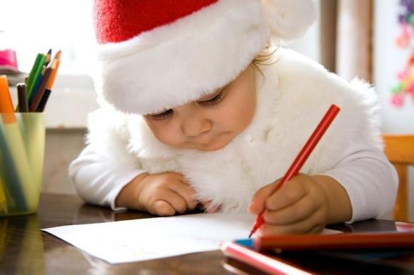 Come scrivere una lettera a Babbo Natale e rendere felici i bambini