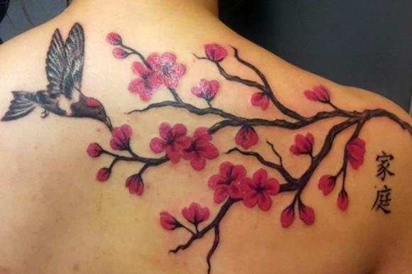 Fiori Tatuati.Tatuaggi Fiori Quali Sono E Qual E Il Significato Dei Simboli