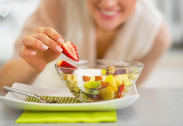 dieta magra allo yogurt e calorie