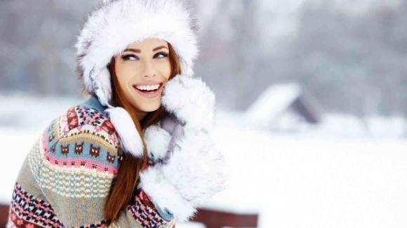 Pelle bella anche in inverno e protetta dal freddo