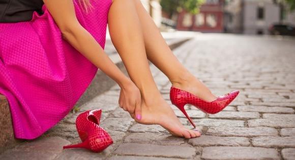 Come allargare le scarpe nuove