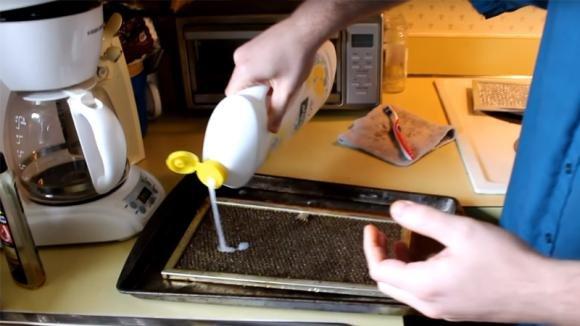 Come pulire il filtro della cappa: ecco un trucco semplice ed efficace