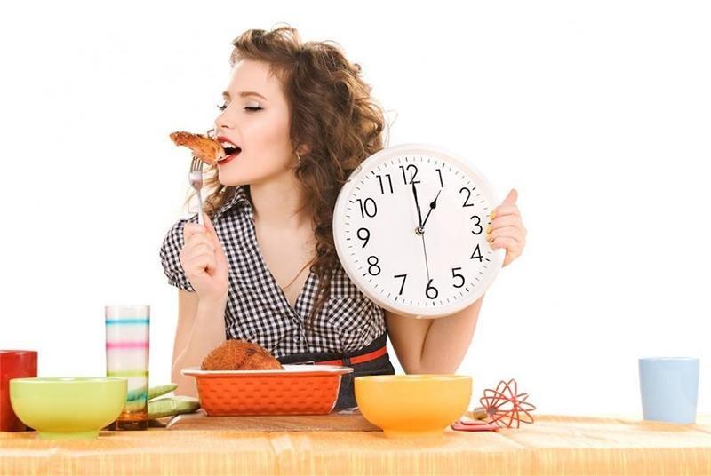 dieta digiuno a cena