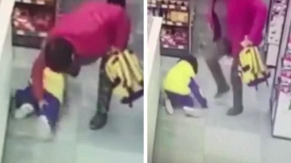 La nipotina fa i capricci e la nonna perde la testa: la scena shock all'interno di un negozio