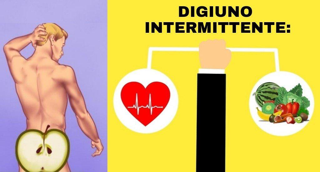 dieta a basso contenuto di carboidrati e digiuno intermittente