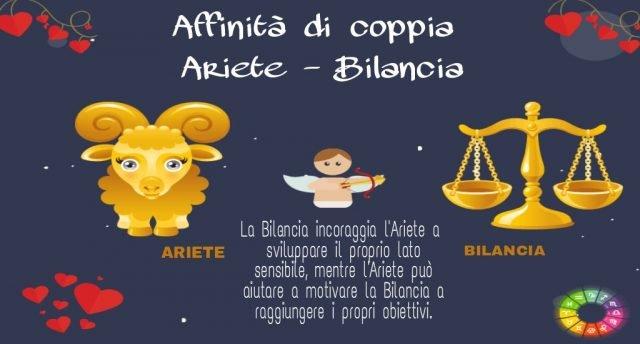 bilancia uomo Ariete donna dating