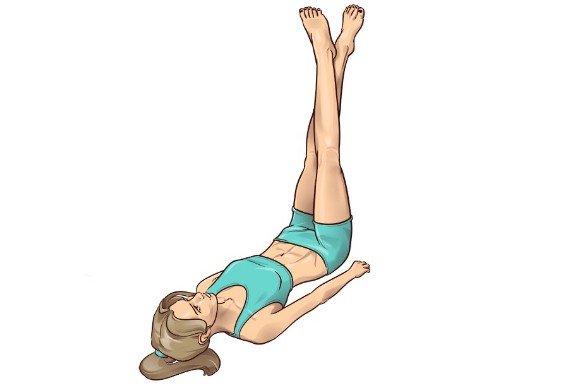 3 Semplici Esercizi Per Dimagrire Le Gambe Da Fare Prima Di Dormire Page 3 Of 3