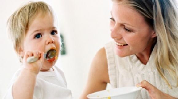 Come riuscire a far mangiare un bambino inappetente