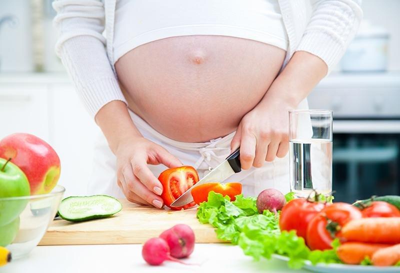 dieta bilanciata in gravidanza