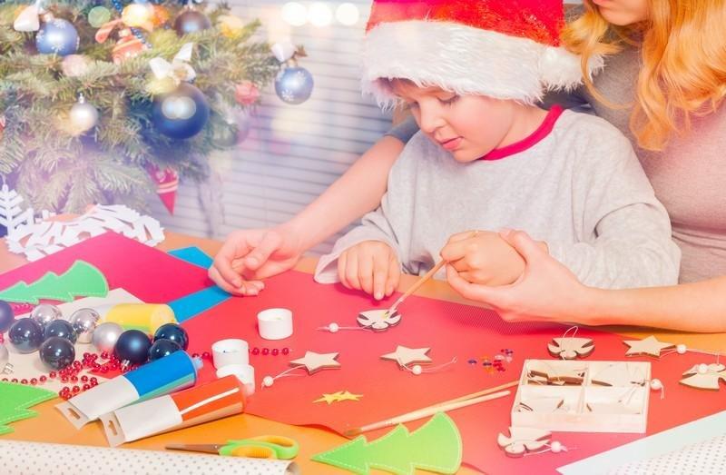 Lavoretti Di Natale Da Fare A Casa Per Bambini.Lavoretti Di Natale Per Bambini Idee Carine Da Fare A Casa