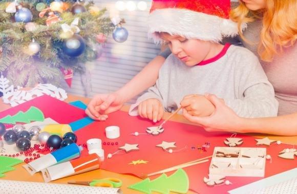 Lavoretti di Natale per bambini: tante idee carine da fare a casa