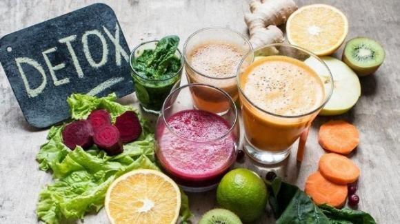 Dieta detox, rimettersi in forma dopo le feste
