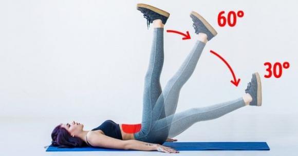 esercizi per dimagrire in 10 minuti