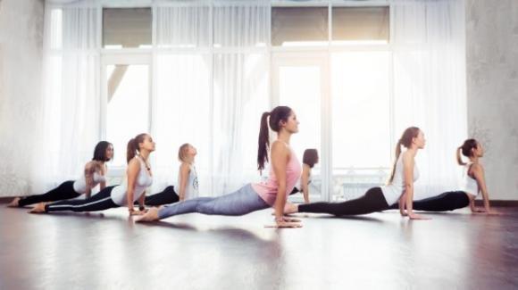 Come scolpire il corpo e la mente con l'armonia del Power yoga