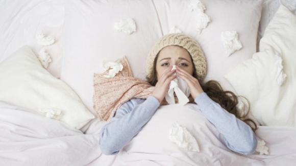 Influenza: aiutiamo il sistema immunitario con abitudini e cibi sani