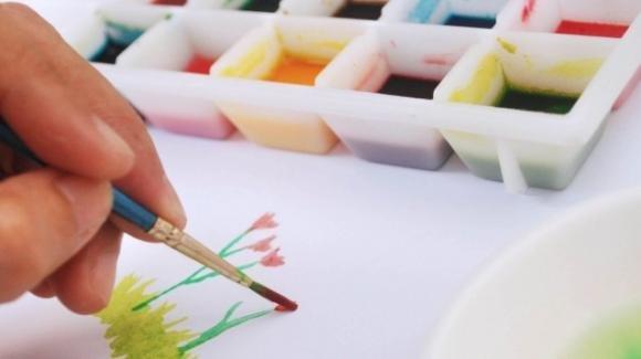 Come realizzare acquerelli atossici ed edibili