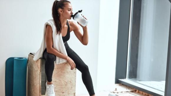 Palestra: muoversi con leggerezza dipende dal cibo
