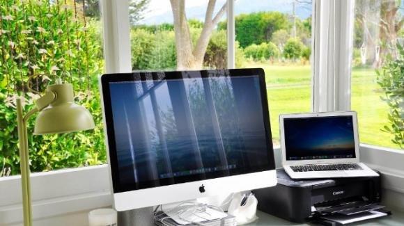 Come creare un ufficio in casa per lavorare o studiare meglio