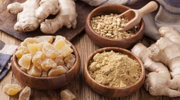 Zenzero antiossidante e dimagrante: benefici per la linea e la salute