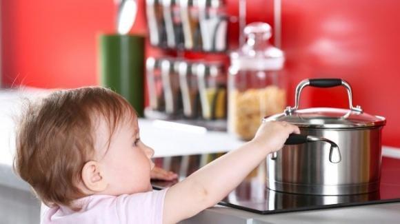 Incidenti domestici in età pediatrica: ecco come prevenirli