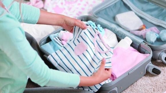 Valigia per il parto: quando prepararla e cosa metterci dentro