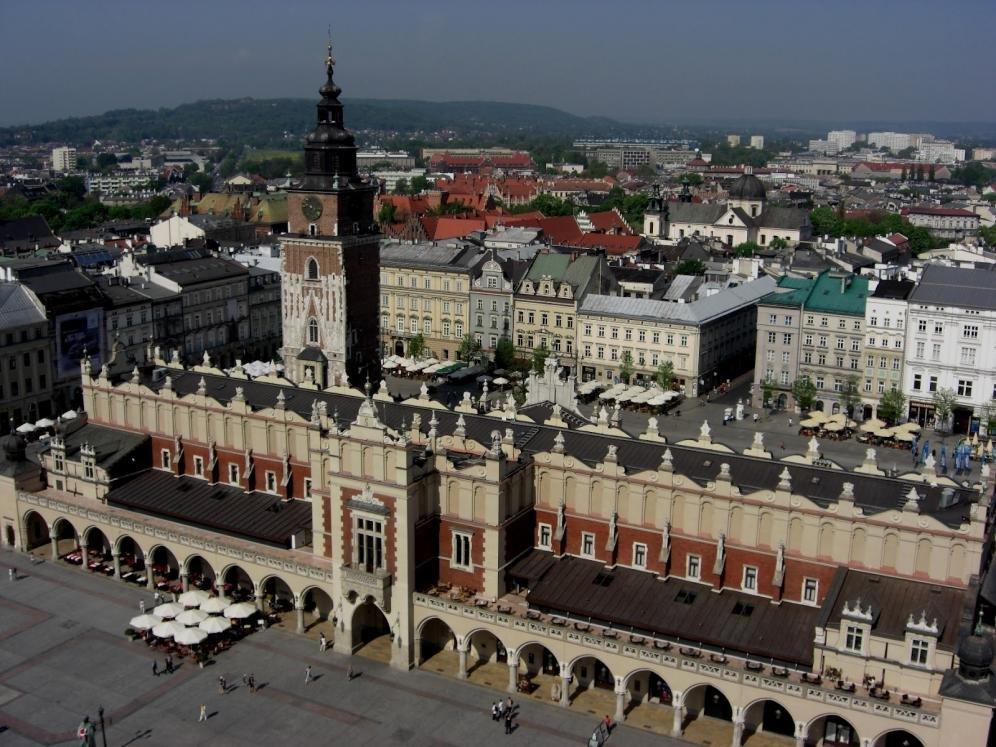 Mete insolite da non sottovalutare: Cracovia