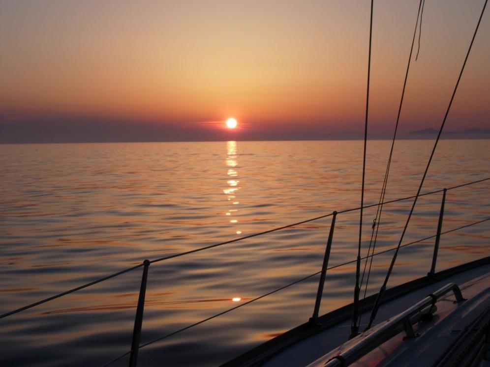 La vacanza in barca