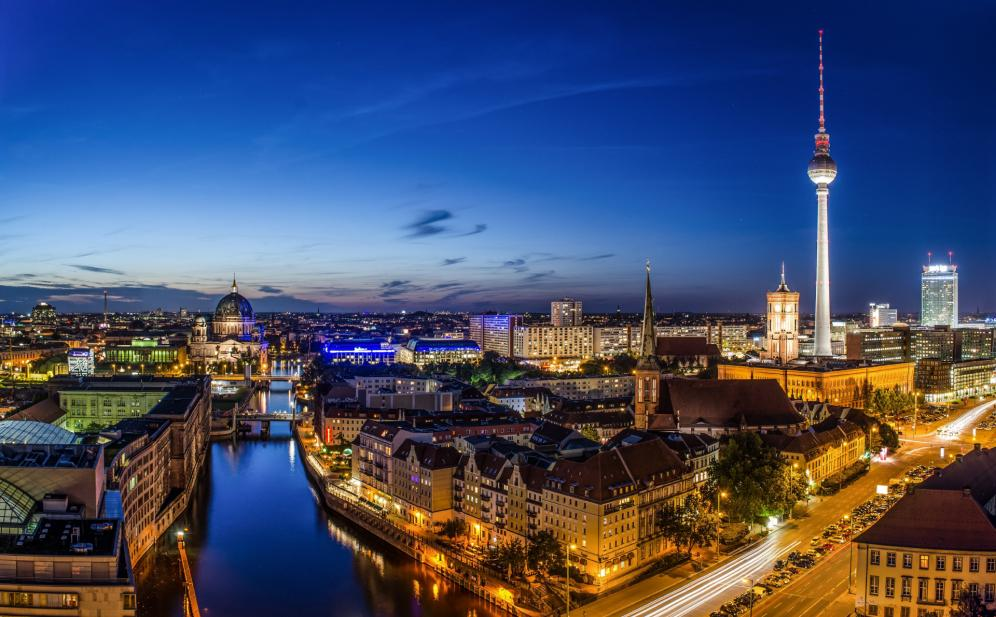 Berlino, vince la qualità della vita