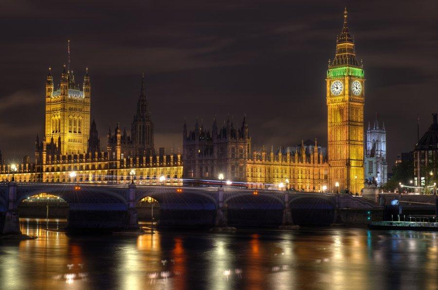 Un occhio su Londra