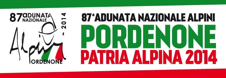 87esima Adunata Nazionale degli Alpini a Pordenone