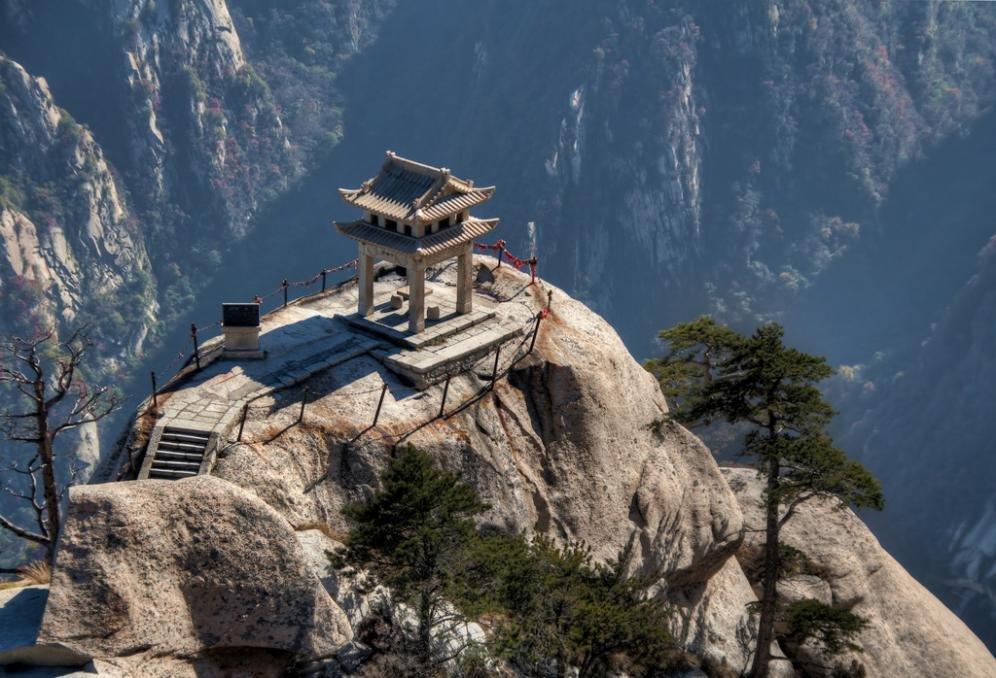 E' in Cina il sentiero più pericoloso al mondo