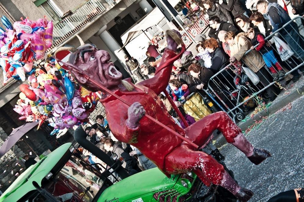 Carnevale a Point Saint Martin