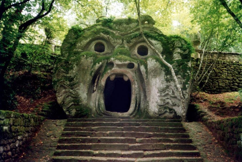 I luoghi più misteriosi d'Italia – Il Parco dei Mostri di Bomarzo